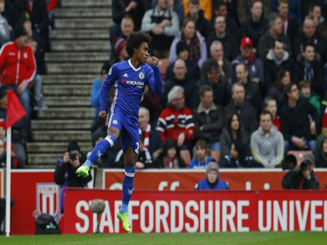 Chi tiết Stoke City - Chelsea: Nỗi đau phút 90+5 (KT)