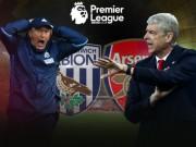 """Bóng đá - West Brom - Arsenal: Wenger """"cố đấm ăn xôi"""""""