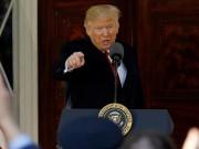 """Thế giới - Trump: Triều Tiên đã """"giỡn mặt"""" Mỹ nhiều năm"""