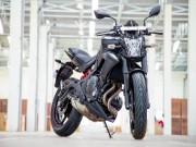 """Thế giới xe - Kawasaki ER-6n chiết khấu lớn """"chiến"""" Honda CB650F"""