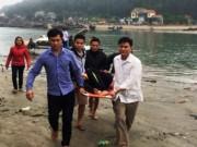 Đứt dây tời khi kéo cá, 4 thuyền viên thương vong