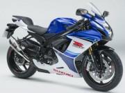 """Suzuki GSX-R750 tái xuất tuyên bố  """" không chết dễ dàng """""""