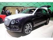 Tin tức ô tô - Cận cảnh SUV siêu sang đặc biệt Bentley Bentayga Mulliner