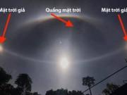 Tin tức trong ngày - Những điều ít biết về quầng sáng lạ trên bầu trời Gia Lai