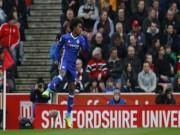 Bóng đá - Chi tiết Stoke City - Chelsea: Nỗi đau phút 90+5 (KT)