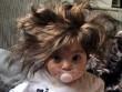 Em bé sơ sinh tóc dài, rậm chưa từng thấy