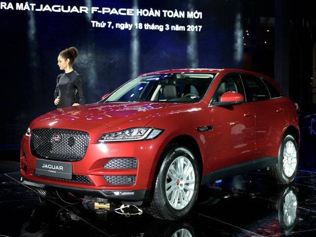 Jaguar F-Pace có giá từ 3,6 tỷ đồng tại Việt Nam - 4