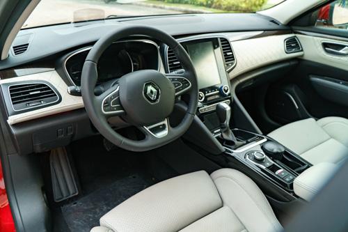Renault Talisman: Sedan hạng D giá 1,499 tỷ đồng tại Việt Nam - 5
