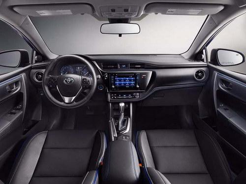 Toyota Altis 2017 sắp về Việt Nam có giá từ 552 triệu đồng - 2
