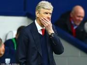 Bóng đá - Arsenal tồi tệ nhất 2 thập kỷ, Wenger ngoan cố giữ ghế