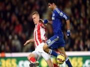 """Bóng đá - Stoke City - Chelsea: Tội đồ bỗng hóa """"đấng cứu thế"""""""