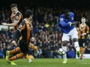 Bóng đá - Everton - Hull City: Sau thẻ đỏ là mưa bàn thắng