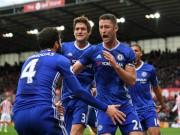 """Bóng đá - Góc chiến thuật Stoke City – Chelsea: Trả giá vì """"mưu hèn kế bẩn"""""""