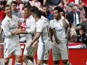 Bóng đá - Real hơn Barca 5 điểm, Zidane e dè mơ vô địch Liga