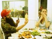 """Ca nhạc - MTV - ĐD """"Kong"""" ăn tối với Hà Hồ sau khi lộ ảnh hẹn hò Vân Ngô"""