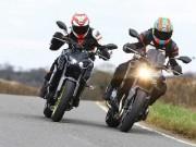Thế giới xe - Nên chọn mua Yamaha MT-09 2017 hay Kawasaki Z900 2017?