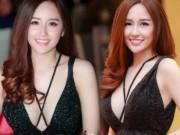 """Thời trang - Hoa hậu Mai Phương Thúy xứng danh """"nữ thần vòng một""""?"""