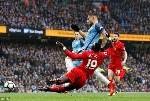 Man City - Liverpool: Đôi công mãn nhãn, bùng nổ cảm xúc - 1
