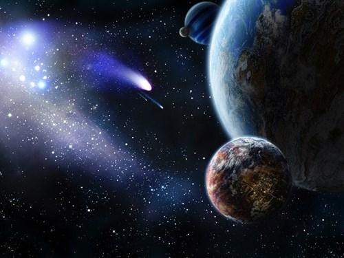 Khoa học đã nhầm lẫn về nguồn gốc của nước trên Trái đất? - 2