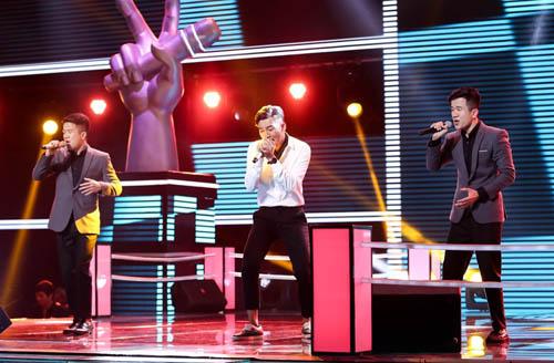 Thí sinh The Voice gây tranh cãi khi hát hit Phan Mạnh Quỳnh - 1