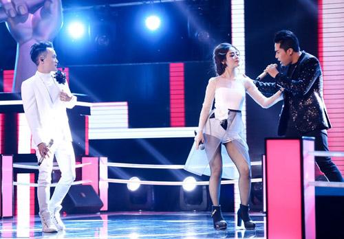 Thí sinh The Voice gây tranh cãi khi hát hit Phan Mạnh Quỳnh - 6