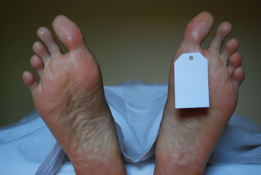 Xác chết đột ngột nóng lên hơn cả khi còn sống suốt nhiều giờ - 1