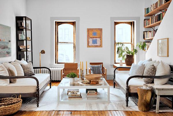15 phòng khách đẹp mê ly ai cũng muốn là của nhà mình - 3