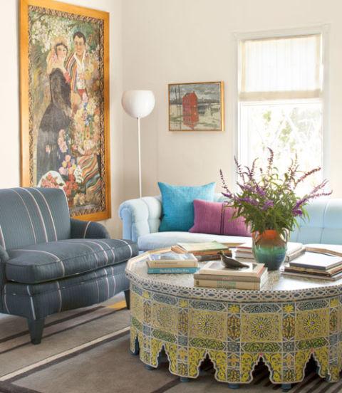 15 phòng khách đẹp mê ly ai cũng muốn là của nhà mình - 4