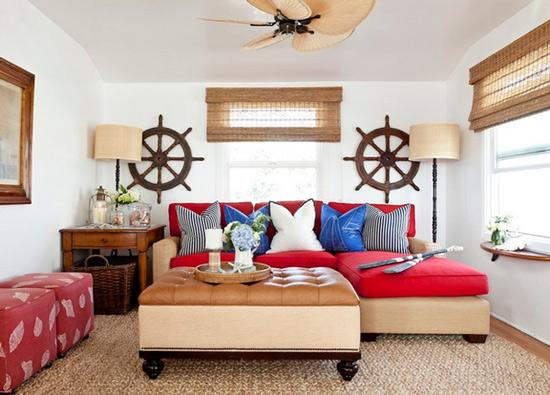 15 phòng khách đẹp mê ly ai cũng muốn là của nhà mình - 9