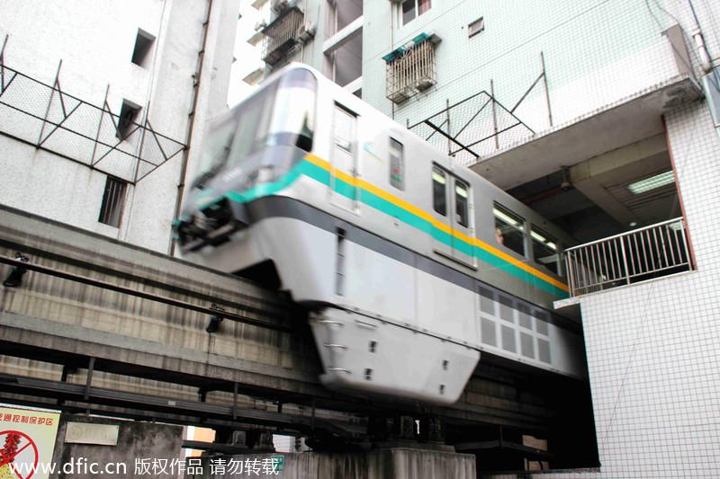 """TQ: Vì sao tàu điện trên cao """"xuyên thủng"""" nhà 19 tầng? - 10"""
