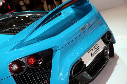 Zenvo TS1 GT: Siêu xe triệu đô mạnh 1.163 mã lực - ảnh 4