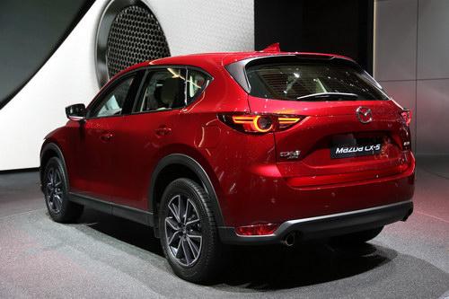 Mazda CX-5 2017 đến châu Âu và Mỹ với giá từ 547 triệu đồng - ảnh 2