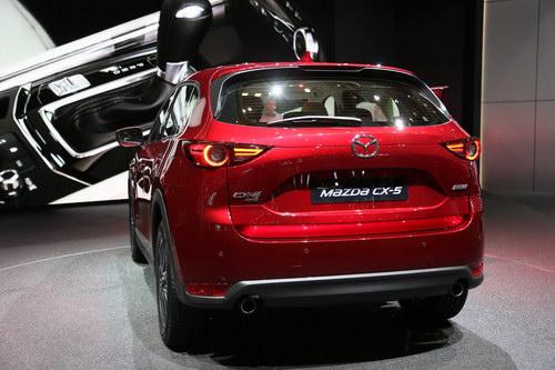 Mazda CX-5 2017 đến châu Âu và Mỹ với giá từ 547 triệu đồng - ảnh 3