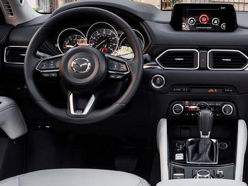 Mazda CX-5 2017 đến châu Âu và Mỹ với giá từ 547 triệu đồng - ảnh 4