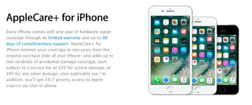 Apple tăng thời hạn bảo hành iPhone thêm 1 năm - ảnh 1