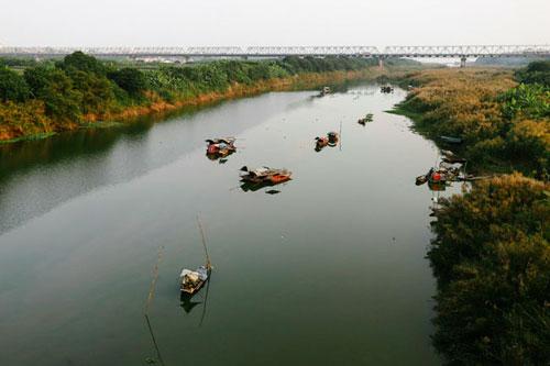 Viện thiết kế Trung Quốc lập quy hoạch hai bên sông Hồng - 1