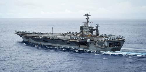 5 cách Nga-Trung có thể đánh chìm siêu tàu sân bay Mỹ - ảnh 5