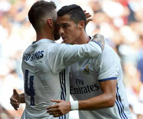 "a�?A?a??i caa�? Real: Ramos a�� Bale A?m m?�u ""ha?? ba��"" Ronaldo - 1"