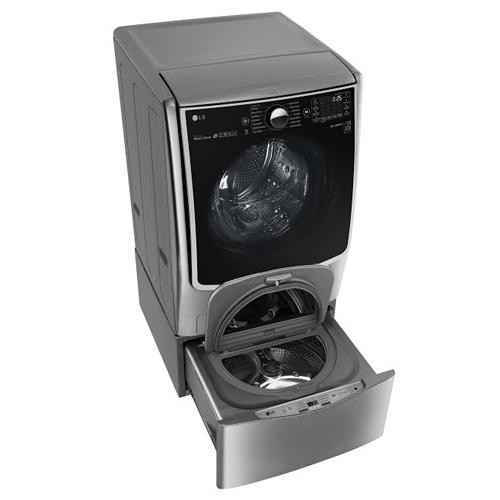 LG trình làng máy giặt lồng đôi đầu tiên - ảnh 2