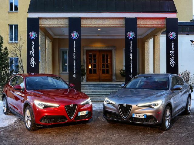 Alfa Romeo Stelvio: Sinh ra làm đối thủ Porsche Macan - ảnh 1