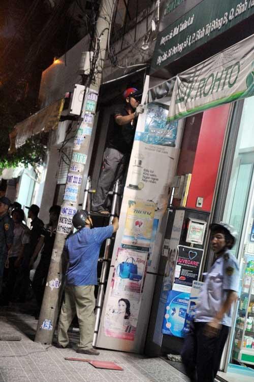TP.HCM: Vỉa hè khác lạ sau khi bà nữ chủ tịch phường đi qua - ảnh 10