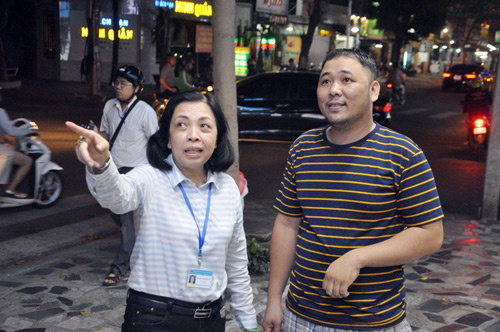 TP.HCM: Vỉa hè khác lạ sau khi bà nữ chủ tịch phường đi qua - ảnh 14