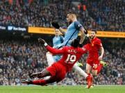 Bóng đá - Chi tiết Man City - Liverpool: Thay nhau phung phí (KT)