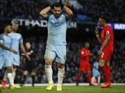 Bóng đá - Man City: Aguero làm người hùng nửa vời, Pep than trời