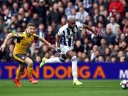 Tin tức thể thao - Vòng 29 Ngoại hạng Anh, West Brom 3-1 Arsenal: Wenger lâm nguy
