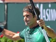 BXH tennis 20/3: Chiếm chỗ Nadal, Federer tiến thần tốc