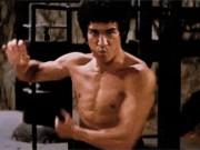"""10 cảnh võ thuật xuất thần của  """" con rồng """"  Lý Tiểu Long"""