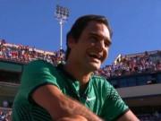 """Thể thao - """"Vua tennis"""" Federer: Người đến từ hành tinh khác"""