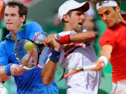 Từ Federer đến Djokovic, Murray: Ngã ở đâu, đứng ở đó