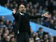 Man City lao dốc, Guardiola  điên tiết  vung 200 triệu bảng